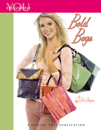 Bold Bags Leisure Arts cover
