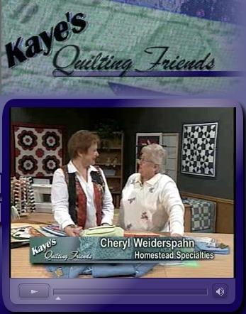 Cheryl Weiderspahn episode