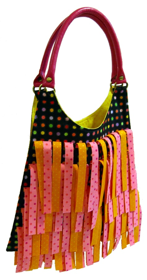 Hippie bag - Lakehouse side view