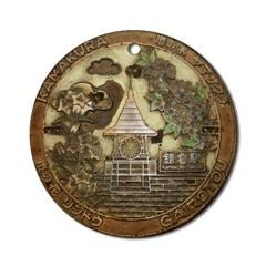 Kamakura Ornament
