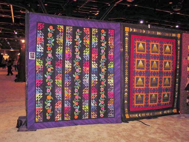 Ena Hitt's quilt show photos, #1