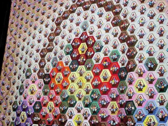 Ena Hitt's quilt show photos, #2