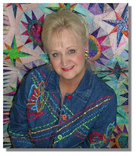 Debby Luttrell of Stitchin Heaven