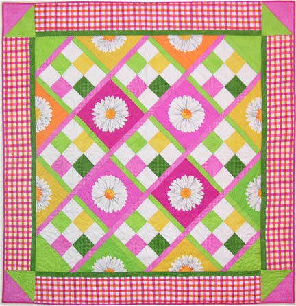 Plaid About You Pink small