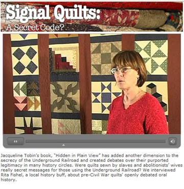 Rita signal quilt
