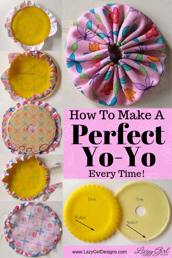 How to make a perfect yo yo every time