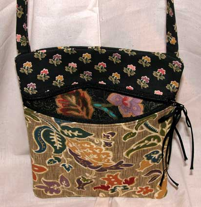 Pattern For Small Shoulder Bag 62