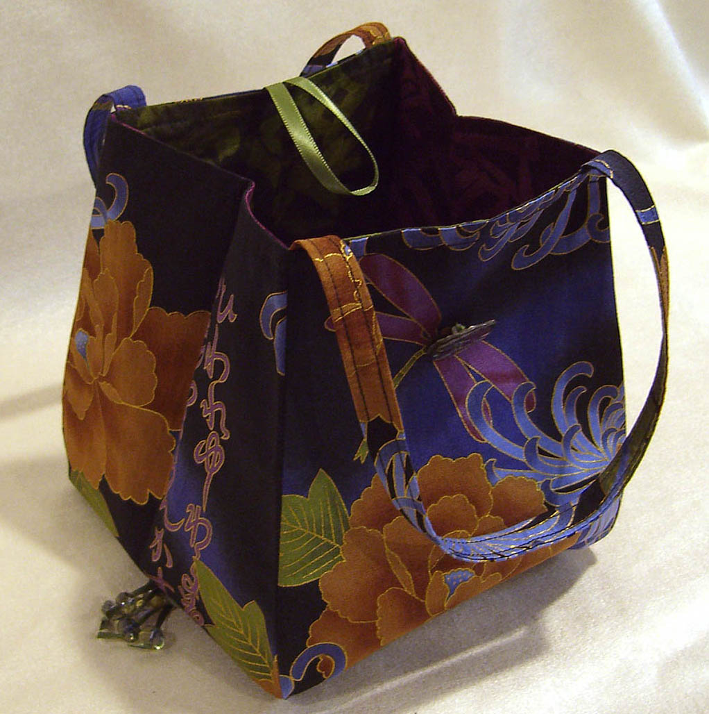 Lazy Girl Designs ? Noriko Handbag Purse Pattern