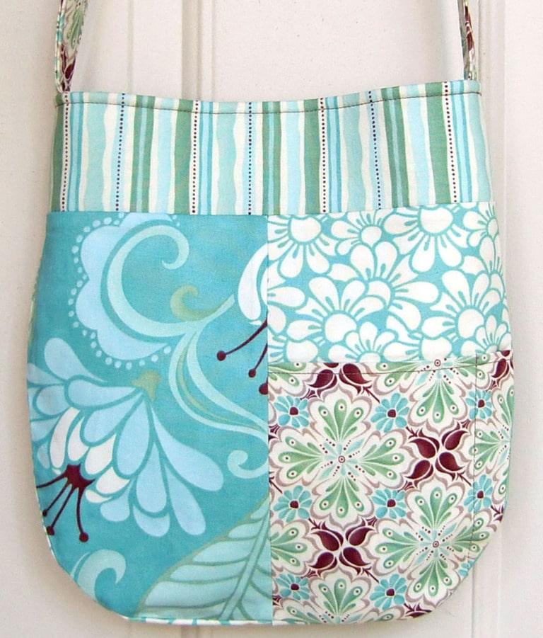 Peg Bag With Shoulder Strap 101
