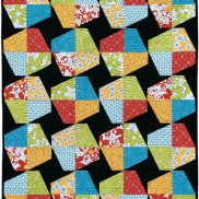 Beach Ball Quilt by Lazy Girl Designs
