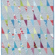 Confetti Quilt by Lazy Girl Designs