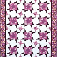 Gumdrop Quilt by Lazy Girl Designs