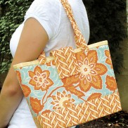Mini Miranda Bag by Lazy Girl Designs
