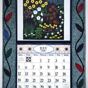 Calendar Keeper by Lazy Girl Designs