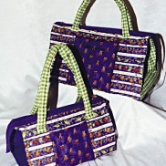 My Favorite Duffle Bag by Lazy Girl Designs