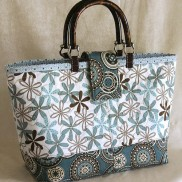 Miranda Day Bag by Lazy Girl Designs