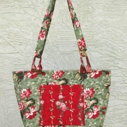 Newport Tote by Lazy Girl Designs