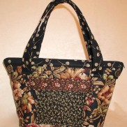 Towne Purse by Lazy Girl Designs