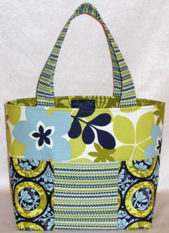 designer tote diaper bags 4lhm  Whimsy Bag by Lazy Girl Designs