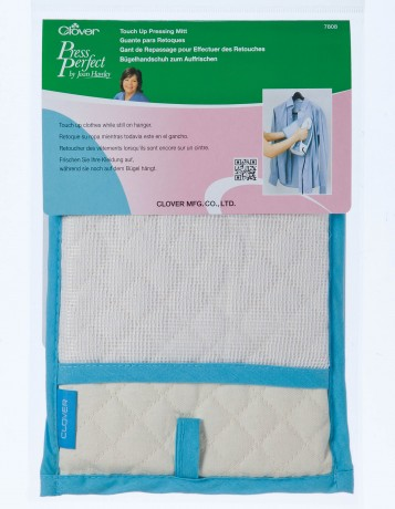 Touch Up Pressing Mitt by Clover