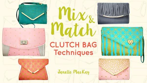 Mix Match Clutch