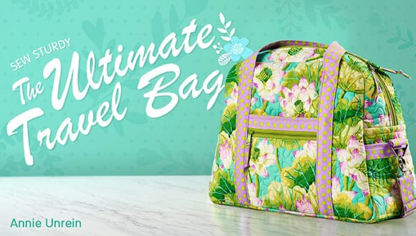 Ultimate Travel Bag Annie Unrein