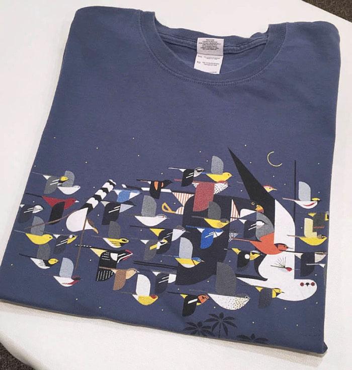 CharleyHarperTshirt