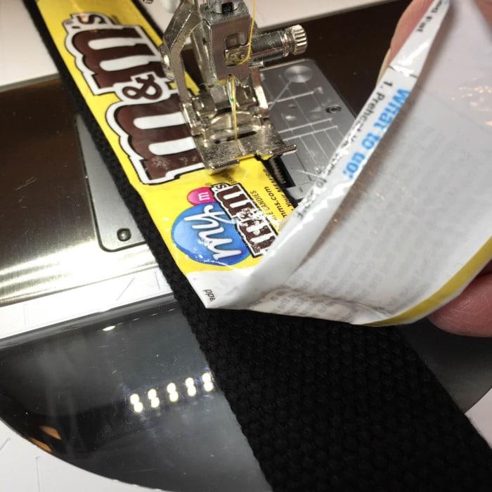 Free Tutorial: Easy DIY Candy Wrapper Key Fobs